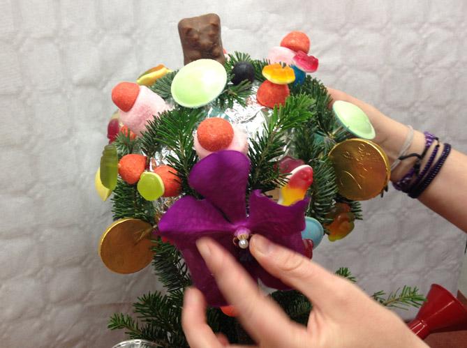 Ajouter les ornements vegetaux image