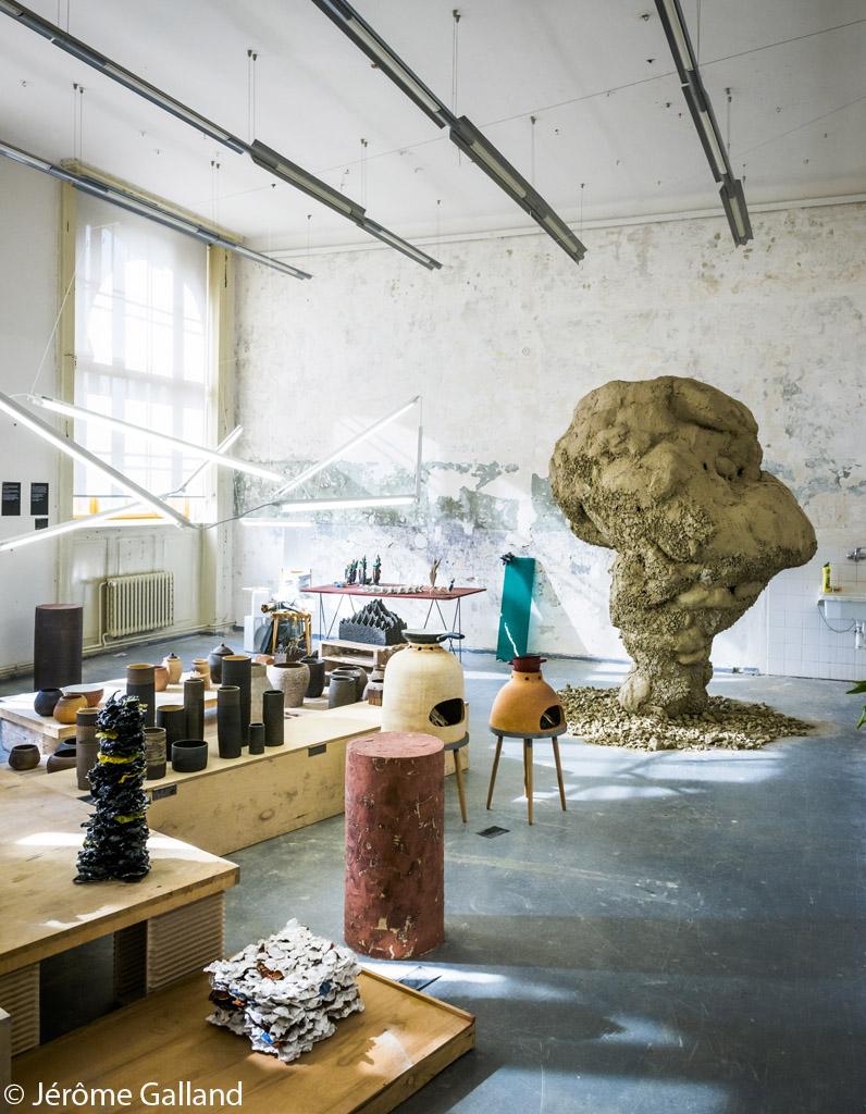 Atelier art contemporain namesti jana palacha prague
