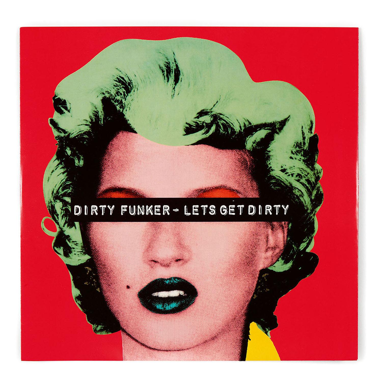 BANKSY - KATE MOSS - Dirty Funker