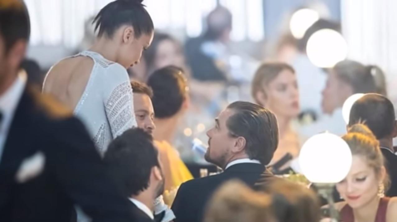Bella Hadid et L�onardo Dicaprio