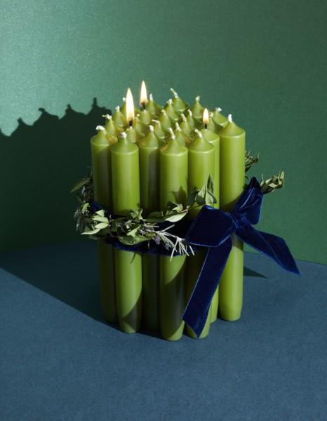 bouquet de bougies de laura gonzalez