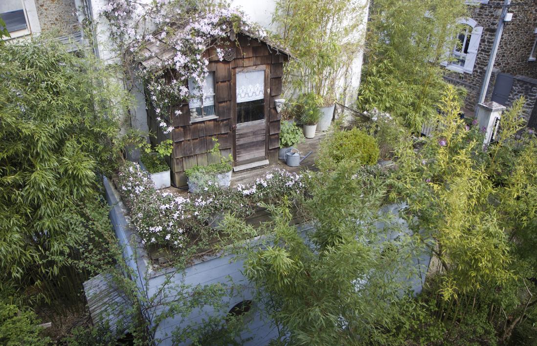 Jardin urbain nos bonnes adresses parisiennes elle for Jardinier paysagiste 71