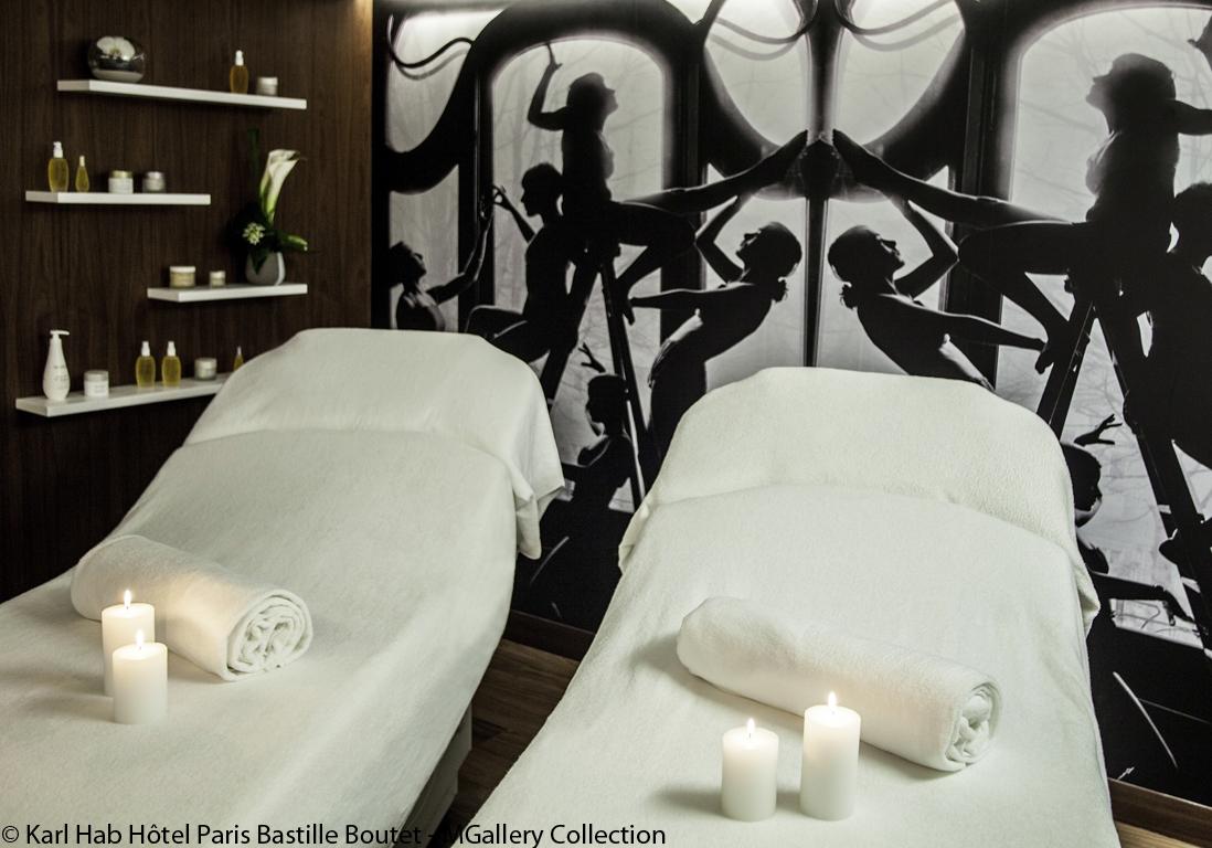 cabine spa Boutet paris