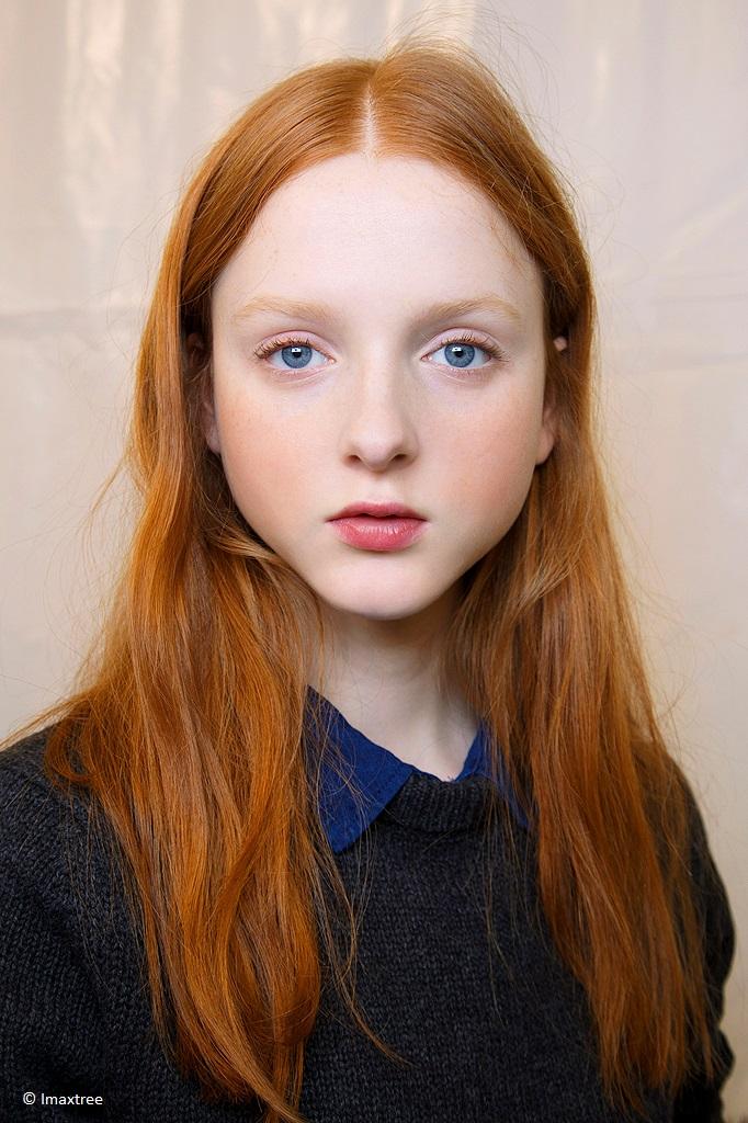Changer de couleur de cheveux apres du rouge