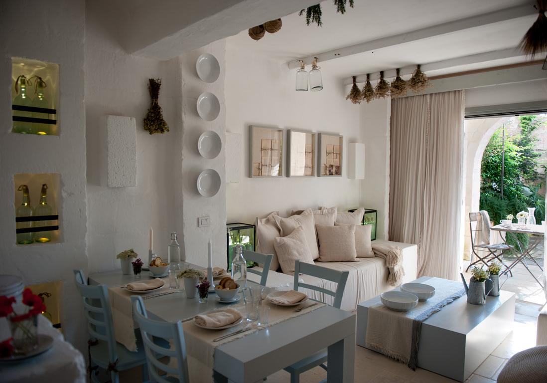 Casetta Magnifica - Living room