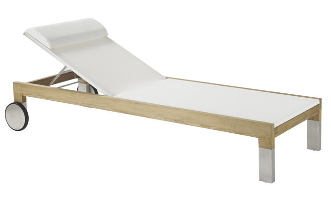 Chaise longue en teck 1000 ideas about chaise en teck on - Chaise longue teck ...