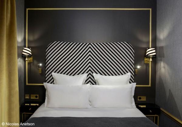 chambre hotel snob paris