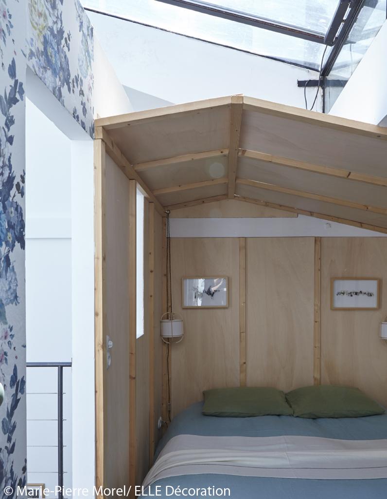Visite en 3D d'un petit atelier parfaitement aménagé - Elle Décoration