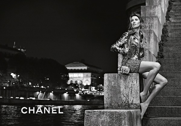 Chanel Karl Lagerfeld Illu