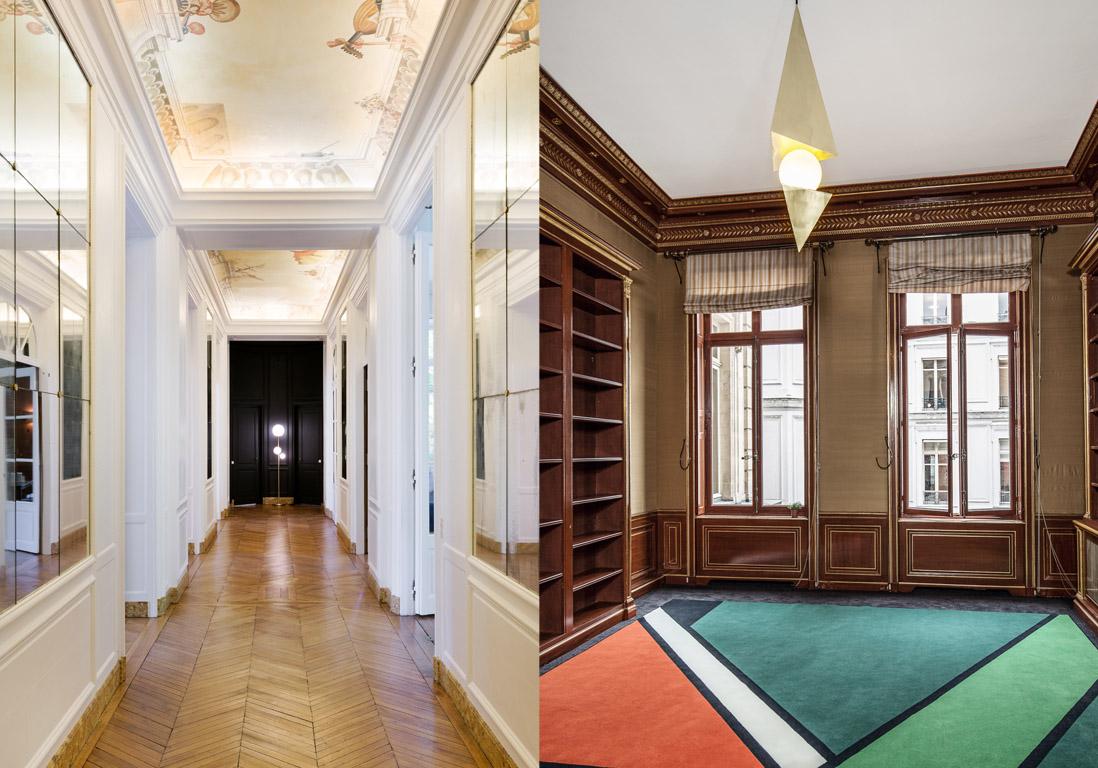L appartement priv de coco chanel aux couleurs du design for Appartement design var