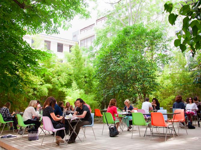 Concept store deco tour de france des nouveaux concept for Jardin montgrand