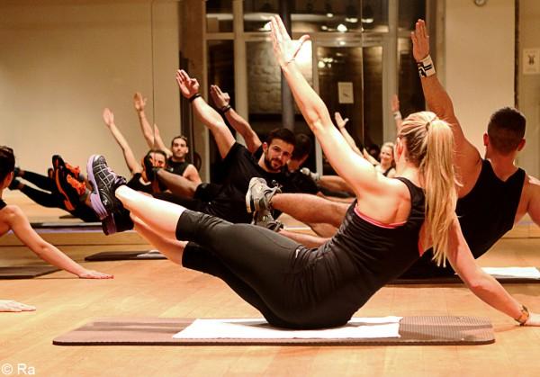 3 activit s pour faire du sport en s amusant elle. Black Bedroom Furniture Sets. Home Design Ideas
