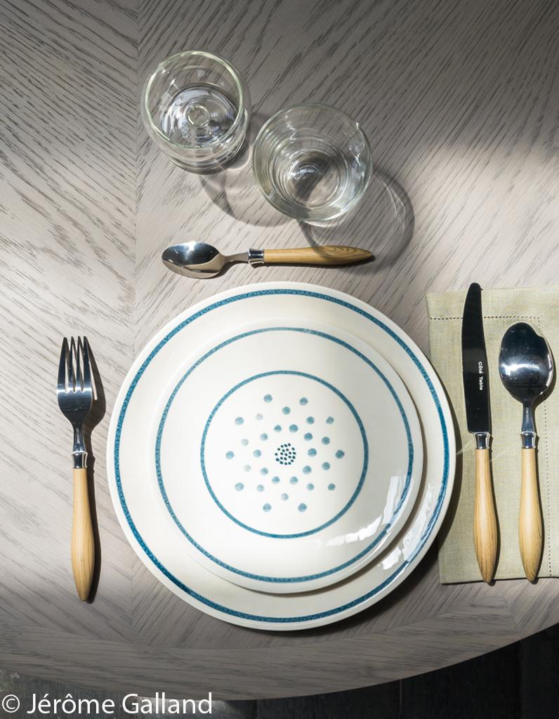 5 d corations de table tr s tendance elle d coration for Couverts ikea 365