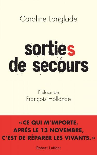 couverture SORTIES DE SECOURS - Copie
