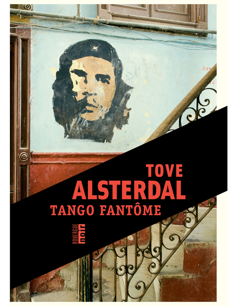 Couverture Tango Fantôme Tove Alsterdal