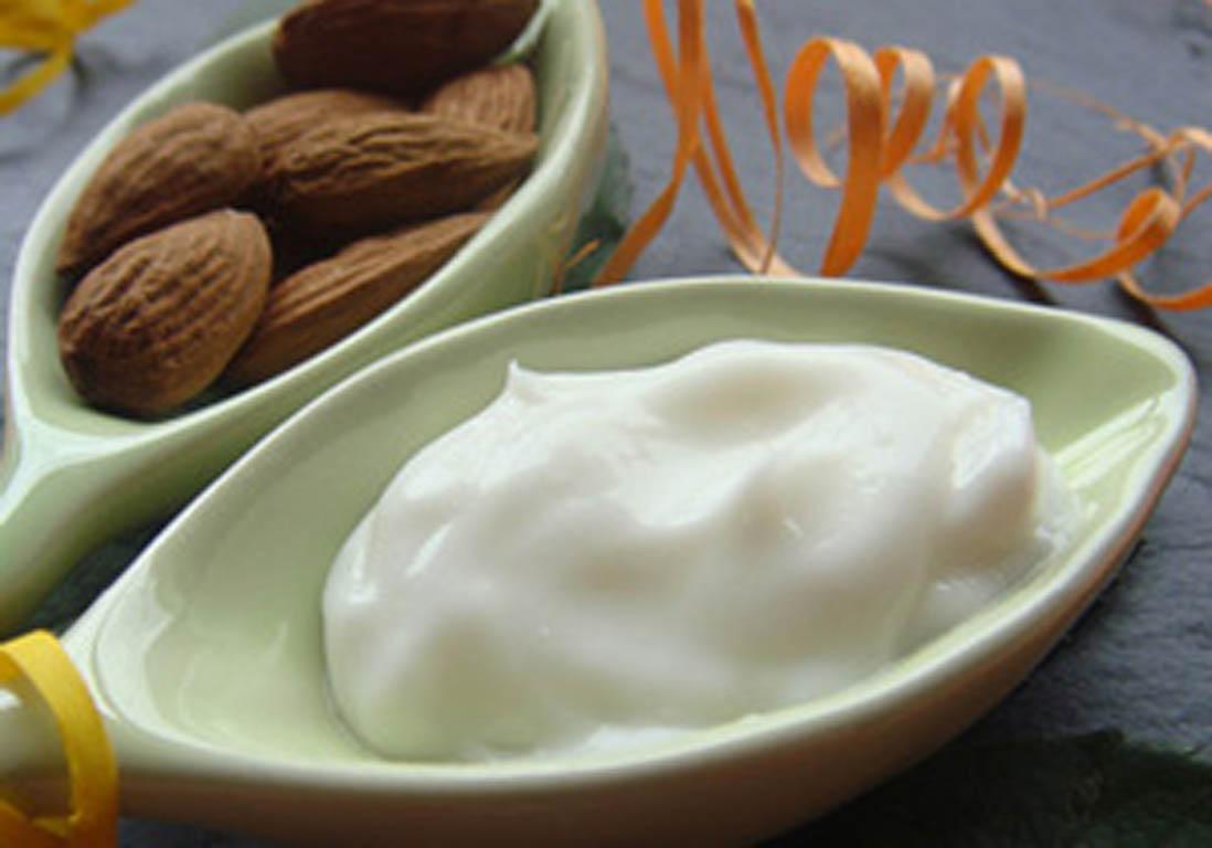Crème de douceur amande et fleur d'oranger