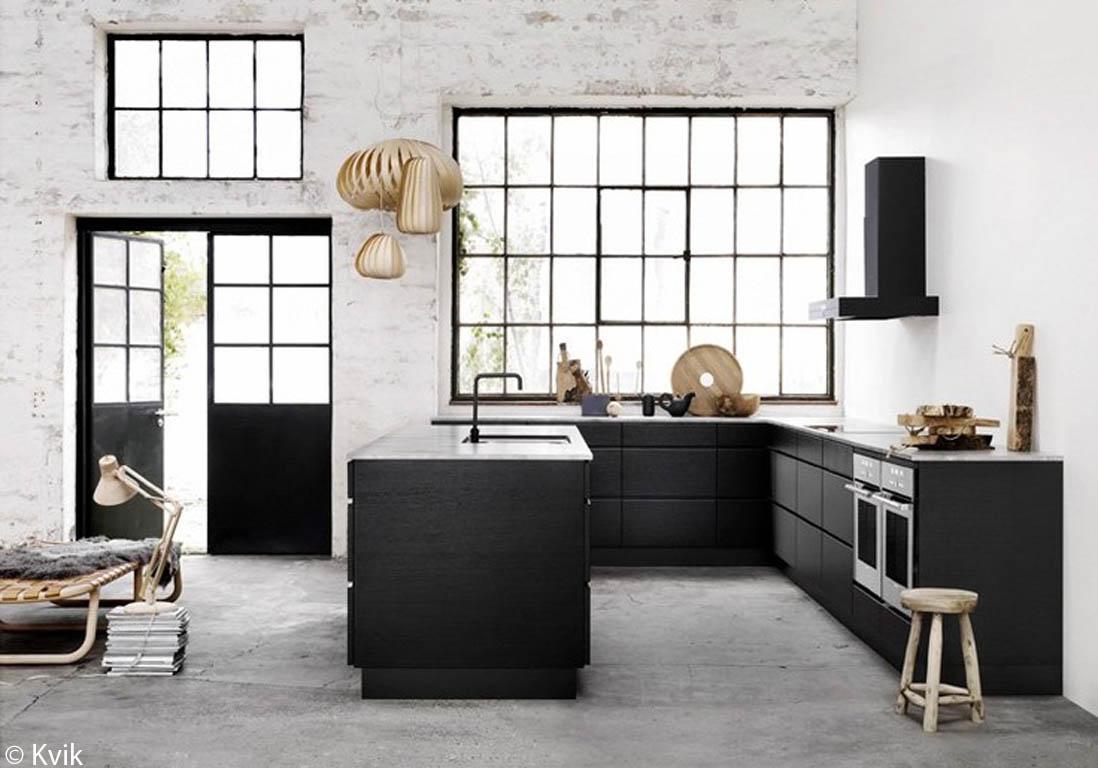Aménager une cuisine design : les 10 commandements d'une cuisine ...