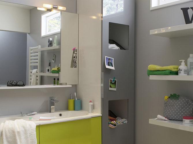 Vie deux suivez notre guide de survie elle d coration - Integrer machine a laver dans salle de bain ...