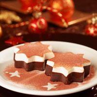 Recettes de desserts pour noel elle table - Comment cuisiner des marrons en boite ...