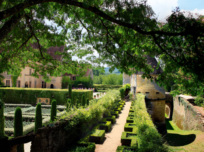 Des jardins enchanteurs image