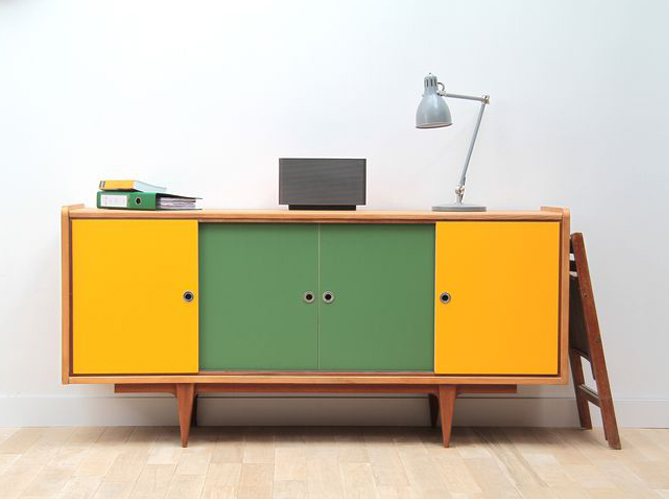 sticker pour meuble like a color d 233 coration