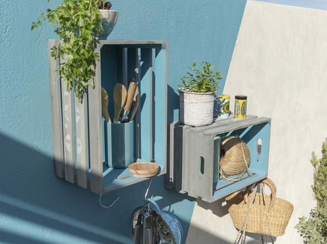 du bois rien que du bois pour ma terrasse elle d coration. Black Bedroom Furniture Sets. Home Design Ideas