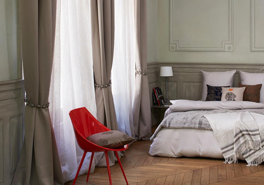 comment bien choisir ses rideaux elle d coration. Black Bedroom Furniture Sets. Home Design Ideas