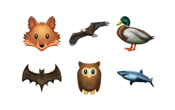 Connu Les 38 emojis dont vous ne pourrez bientôt plus vous passer - Elle XU68