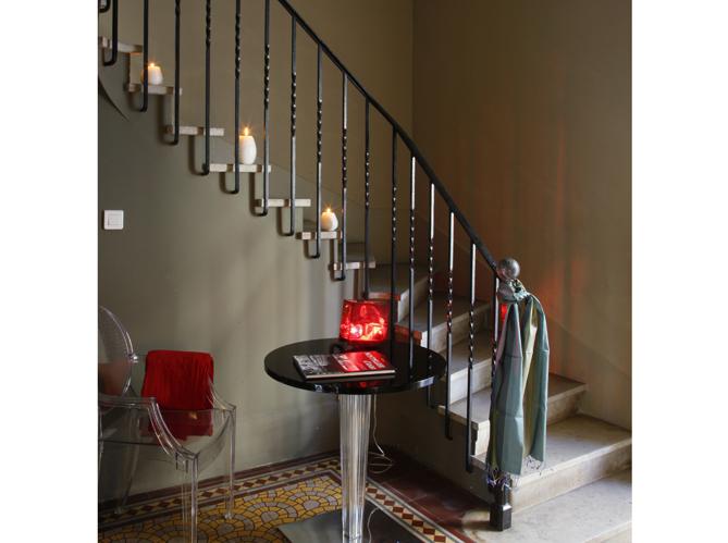 Decorer Une Entree Avec Escalier. Affordable Deco Hall D Entree ...