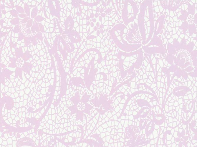 Papier peint d cryptage des tendances hiver 2013 elle for Papier peint chambre romantique