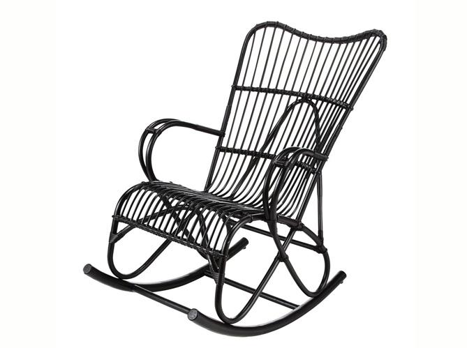 fauteuil rotin 5 styles de fauteuil en rotin elle d coration. Black Bedroom Furniture Sets. Home Design Ideas