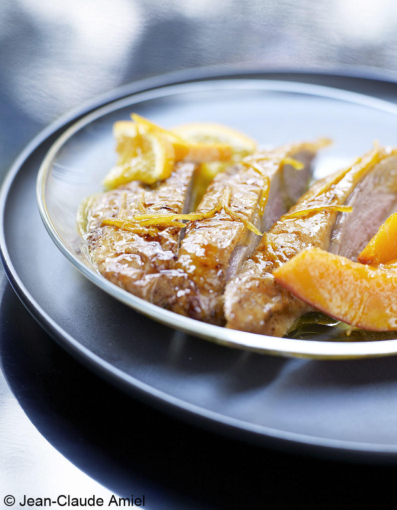 Filets-de-canard-au-gingembre