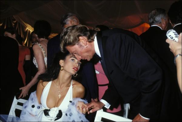 Des relations tendues entre Laeticia et Sylvie Vartan — Johnny Hallyday