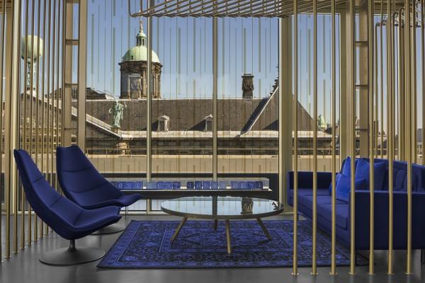 Espace bar - Hôtel W Amsterdam