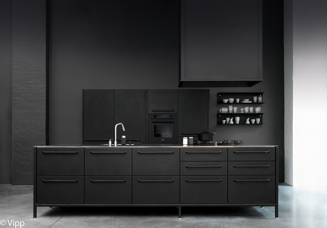 am nager une cuisine design les 10 commandements d 39 une. Black Bedroom Furniture Sets. Home Design Ideas