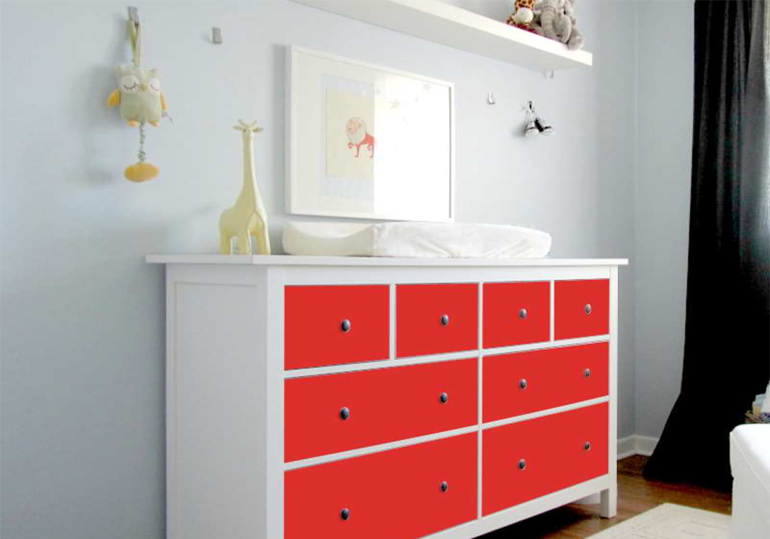 Ikea hacks like a color