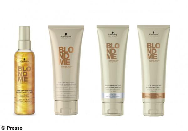 illu - Shampoing Colorant Blond