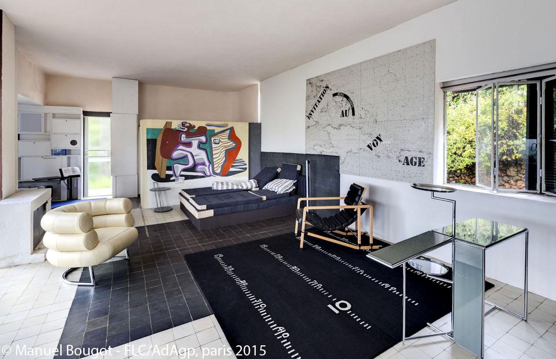Art déco - Page 2 Interieur-villa-sud