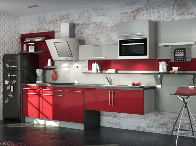je veux une cuisine peps elle d coration. Black Bedroom Furniture Sets. Home Design Ideas