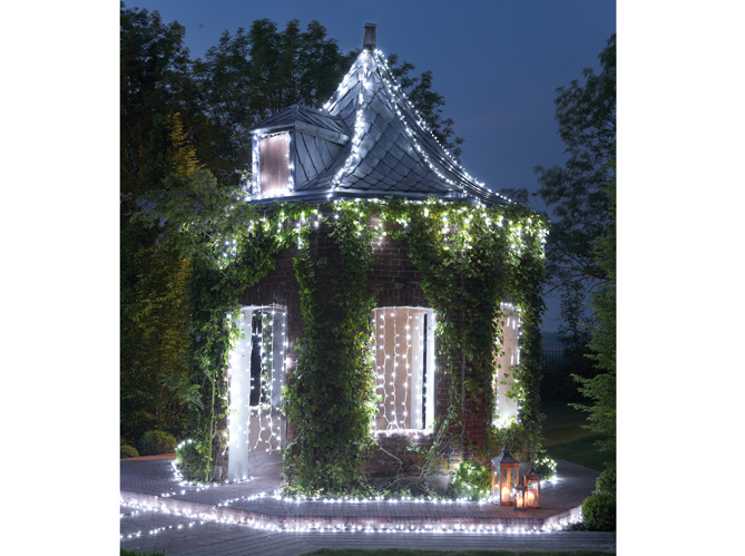 Je veux une deco de Noel pour mon jardin image