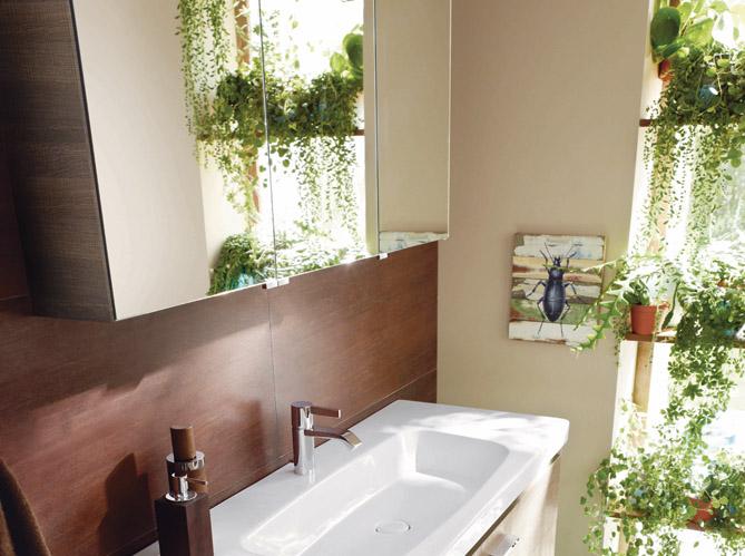 Comment relooker sa salle de bains sans se ruiner ? - Elle Décoration