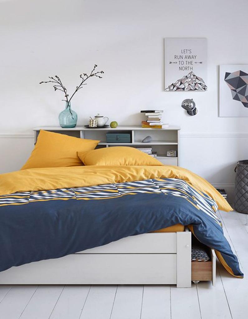 5 astuces pour optimiser l espace sous le lit. Black Bedroom Furniture Sets. Home Design Ideas