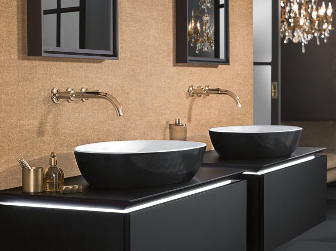 La salle de bains par villeroy boch elle d coration - Villeroy et boch salle de bains ...