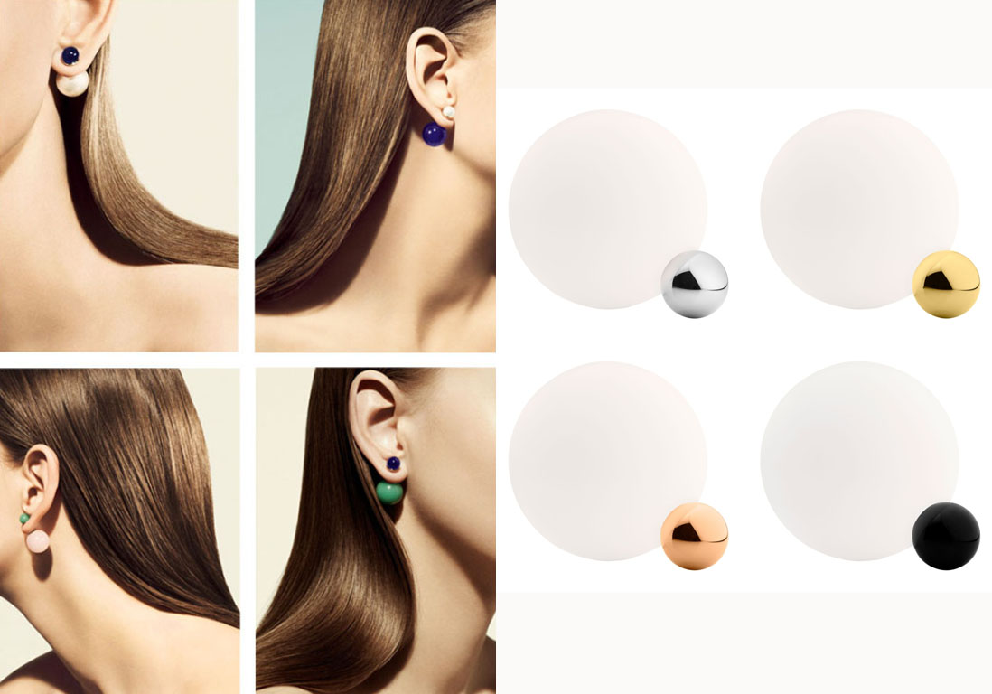 Boucle oreille tendance 2016