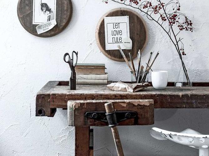 Idee De Decoration Corbeille En Osier