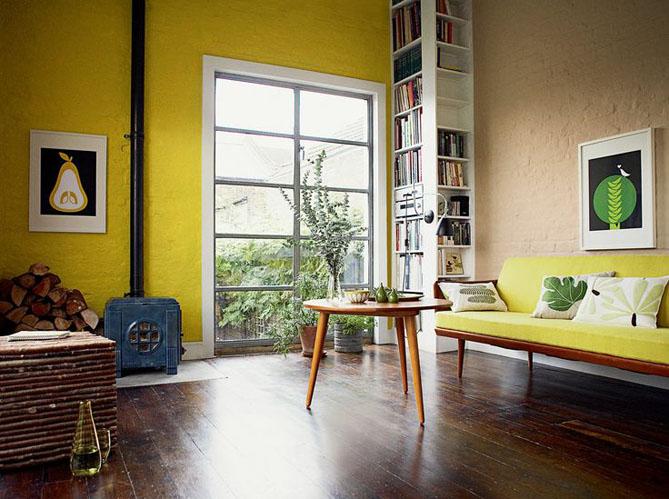 Le jaune couleur de la convivialite image