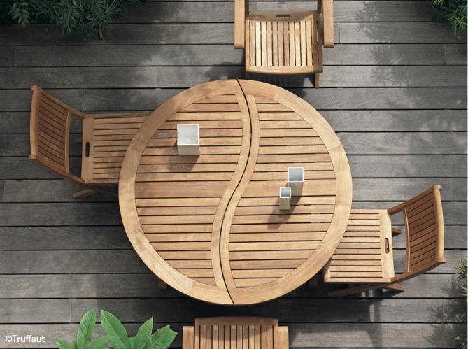 Jardin zen visez la pl nitude elle d coration - Mobilier jardin zen besancon ...
