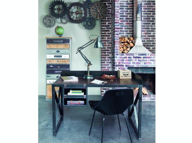 Le style industriel cote meubles image