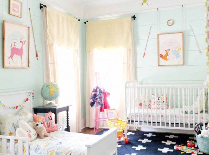 Comment amenager la chambre de bebe for Amenager la chambre de bebe