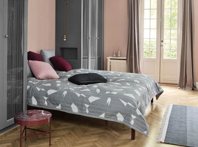 Le on de d co cr ez vous une chambre tendance elle d coration for Image de decoration de maison